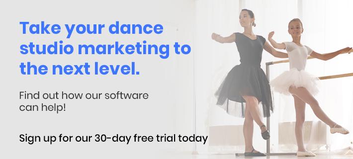 Take your dance studio marketing to the next level with DanceStudio-Pro.