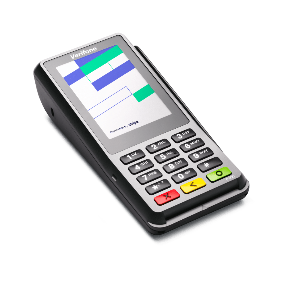 Collect in person payments through Merchant Services